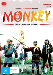 Monkey | Complete Series | DVD