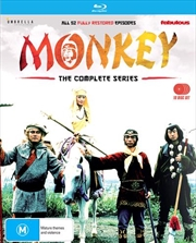 Monkey | Complete Series | Blu-ray