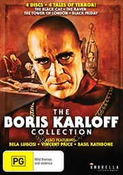 Boris Karloff Collection, The | DVD