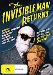 Invisible Man Returns, The | DVD