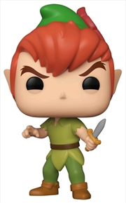 Disneyland 65th Anniversary - Peter Pan Pop! Vinyl | Pop Vinyl