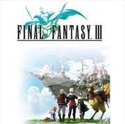 Final Fantasy 3 - Four Souls | Vinyl