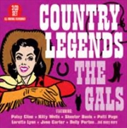Country Legends - The Gals | CD