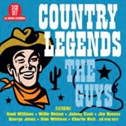 Country Legends - The Guys | CD