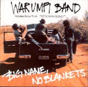 Big Name, No Blankets | CD
