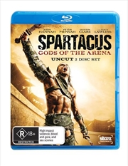 Spartacus - Gods Of The Arena | Blu-ray