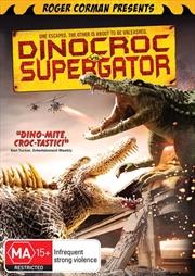 Dinocroc Vs Supergator | DVD