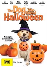 Dog Who Saved Halloween, The | DVD