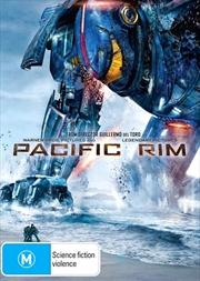 Pacific Rim | DVD