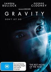 Gravity | DVD