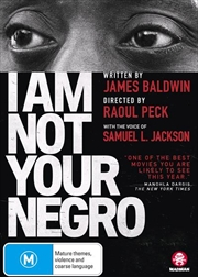I Am Not Your Negro | DVD