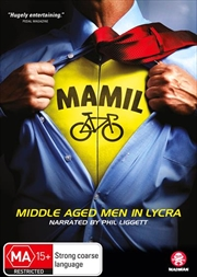 Mamil - Middle Aged Men In Lycra | DVD