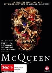 McQueen | DVD