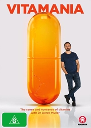 Vitamania - The Sense And Nonsense Of Vitamins   DVD