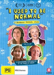I Used To Be Normal - A Boyband Fangirl Story | DVD