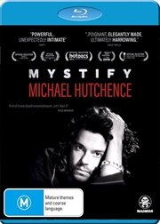 Mystify - Michael Hutchence | Blu-ray