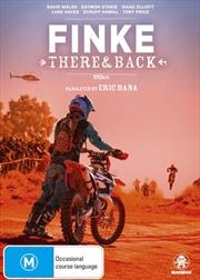 Finke - There And Back | DVD