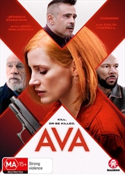 Ava | DVD