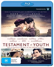 Testament Of Youth | Blu-ray