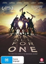 All For One | DVD