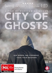 City Of Ghosts | DVD