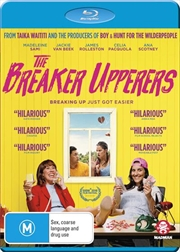 Breaker Upperers, The | Blu-ray