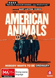 American Animals | DVD