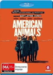 American Animals | Blu-ray
