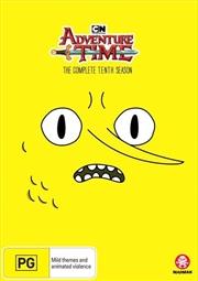 Adventure Time - Season 10 | DVD