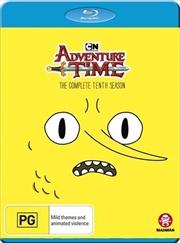 Adventure Time - Season 10 | Blu-ray
