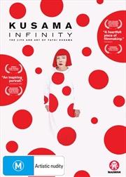 Kusama - Infinity | DVD
