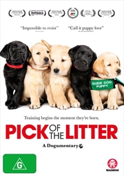 Pick Of The Litter | DVD
