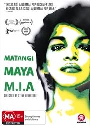 Matangi / Maya / M.I.A.   DVD