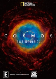 Cosmos - Possible Worlds | DVD