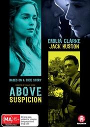 Above Suspicion | DVD