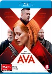 Ava | Blu-ray