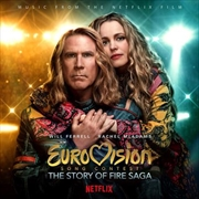 Eurovision - Story Of Fire Saga | CD