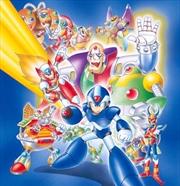 Mega Man X 1-8 - The Collection - Deluxe Vinyl | Vinyl