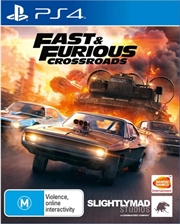 Fast And Furious Crossroads | PlayStation 4