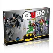Batman Cluedo | Merchandise