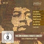 Jimi Hendrix Concert: Live At Rockpalast 1991 | CD