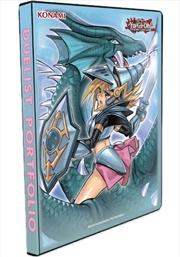 Yu-Gi-Oh! - Dark Magician Girl the Dragon Knight 9-Pocket Portfolio | Merchandise