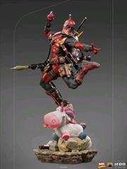 Deadpool - Deadpool Deluxe 1:10 Scale Statue | Merchandise