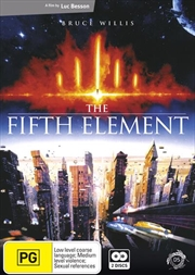 Fifth Element, The | DVD