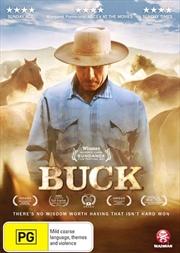 Buck   DVD