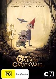 Over The Garden Wall   DVD