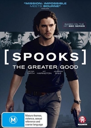 Spooks - The Greater Good   DVD