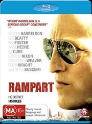 Rampart | Blu-ray