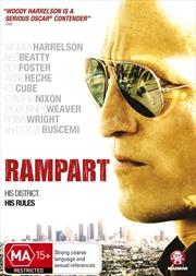 Rampart | DVD