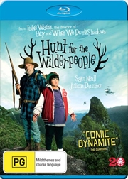 Hunt For The Wilderpeople | Blu-ray